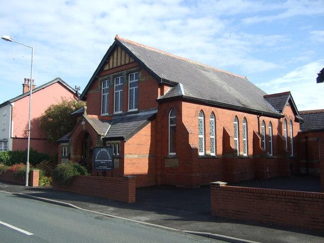 Methodist Church, Tarleton