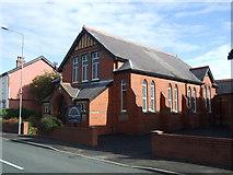 SD4520 : Methodist Church, Tarleton by JThomas