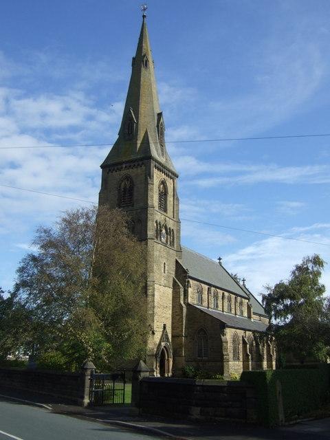 Holy Trinity Church, Tarleton