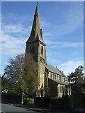 SD4520 : Holy Trinity Church, Tarleton by JThomas