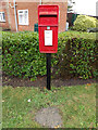 TM0860 : Debenham Lane Postbox by Adrian Cable