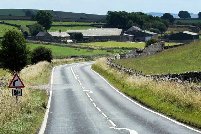 A623 Tideswell Moor