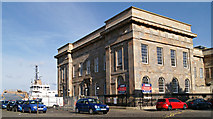 NS2876 : Greenock Customhouse by Thomas Nugent