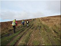 SO2207 : Ger / Near Ffynhonnau Goerion by Alan Richards
