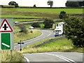 SK1477 : A623 Tideswell Moor by David Dixon
