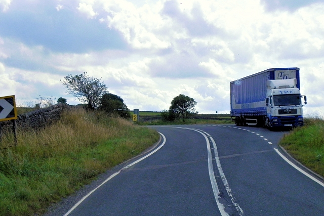 A623 Layby on Tideswell Moor