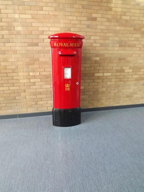 Norfolk & Norwich University Hospital Postbox
