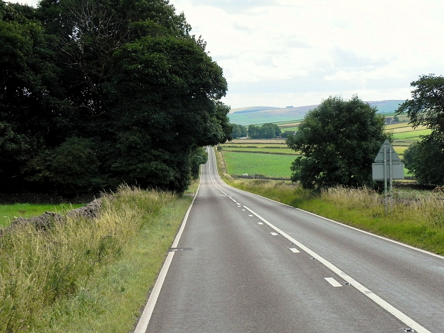 A623 near Anchor Farm