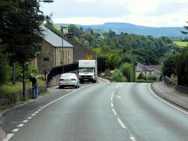 Kingsgate (A623), Calver