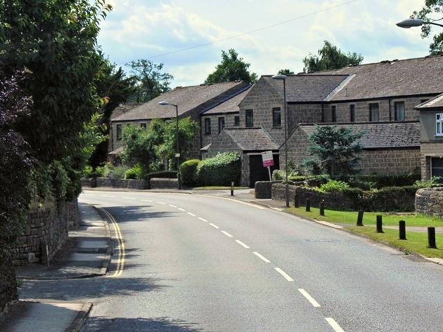 Baslow, Calver Road