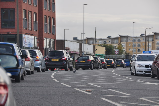 Manchester : Salford - Oldfield Road A5066