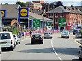 SK3771 : Lidl, Chatsworth Road by David Dixon