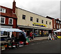SZ3295 : 99p Stores in former Woolworths, Lymington by Jaggery