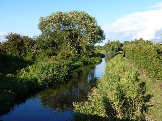 The Hatherton Branch Canal, 2014
