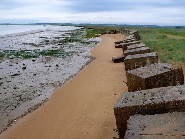 Anti Tank Obstacles Bawdsey