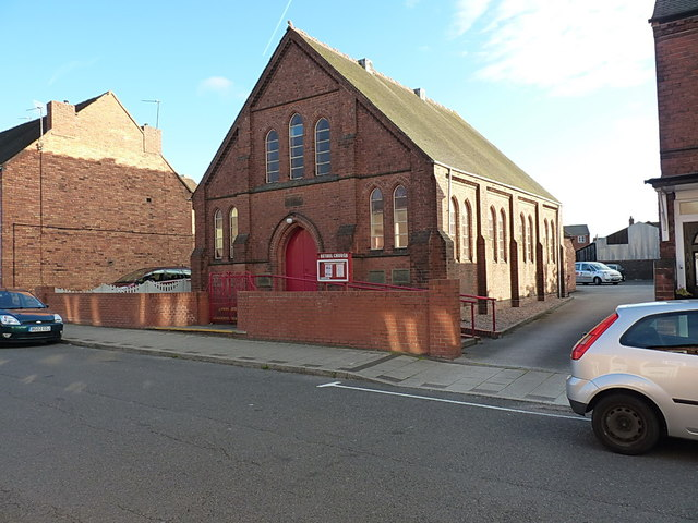 Bridgtown Bethel Methodist church