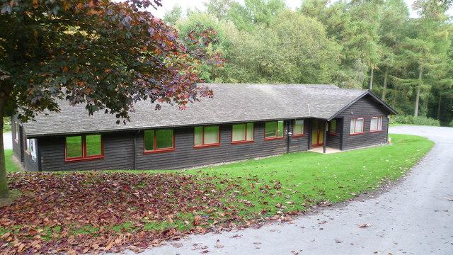 Building in Mortimer Forest