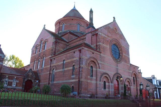 St Sophia's Church, Galston