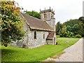 SY6698 : All Saints Church, Nether Cerne, Dorset by Derek Voller