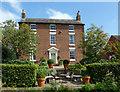 SJ9132 : Brassworks Farmhouse at Little Stoke, Staffordshire by Roger  Kidd