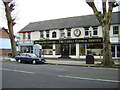 SU7174 : Family undertaker, Caversham Road, Reading – and a fish and chip shop by Robin Stott