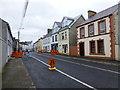 H1494 : Navenny Street, Ballybofey by Kenneth  Allen