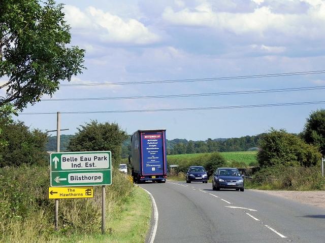 Kirklington Road (A617)