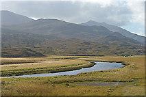 NH2438 : The River Strathfarrar below Braulen Lodge by Nigel Brown