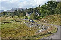 NH2338 : Braulen Lodge by Nigel Brown