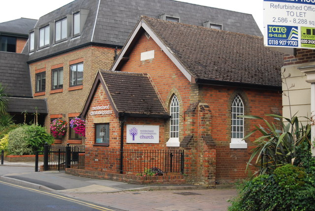 Maidenhead Christadelphian Church