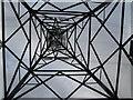 TQ5063 : Electricity Pylon by Matthew Chadwick