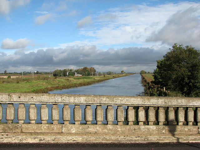 The Great Ouse at Queen Adelaide