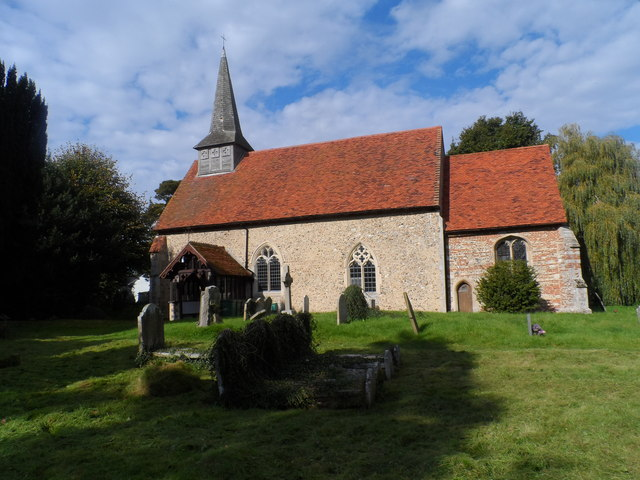 All Saints' church, Cressing