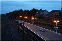 NT9953 : Berwick upon Tweed Railway Station by Ian S