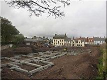 NU0052 : Housing development, Governor's Garden, Berwick-upon-Tweed by Graham Robson