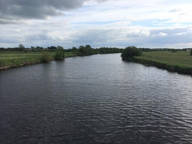 The Blackwater at Maghery