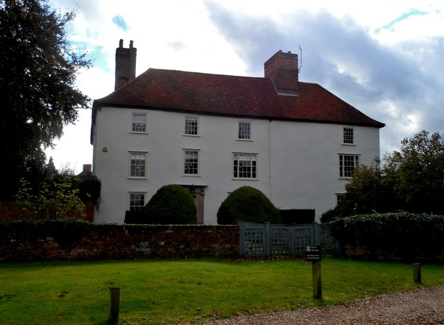 The Grange, Coggeshall by Bikeboy