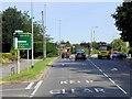 SK9767 : Bracebridge Heath, London Road (A15) by David Dixon