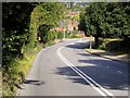 SK9768 : Cross O'Cliff Hill (A15) by David Dixon