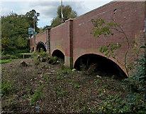 SK5907 : Loughborough Road bridge by Mat Fascione
