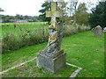 TQ8253 : St Nicholas Churchyard, Leeds by Marathon