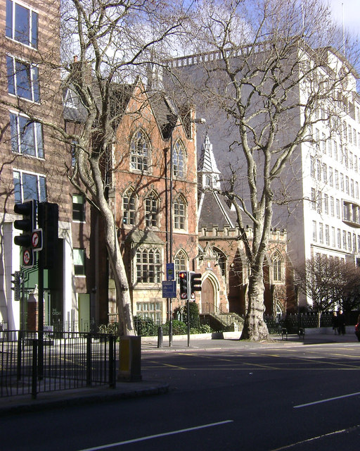 The Old Grammar School, 248 Marylebone Road, London – and neighbours