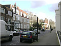 TQ2680 : Stanhope Terrace and Sussex Square, Paddington, London by Robin Stott