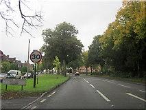 SP2055 : A439 Stratford on Avon Warwick Crescent by Roy Hughes