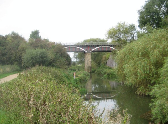 Grand Union Canal: The Iron Trunk Aqueduct (1)