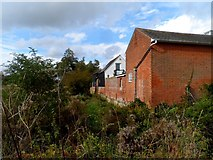 TM0134 : Boxted Mill by Bikeboy