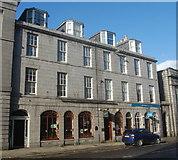 NJ9406 : 11-23 King Street, Aberdeen by Bill Harrison