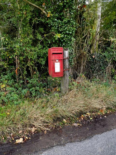 Main Road Postbox