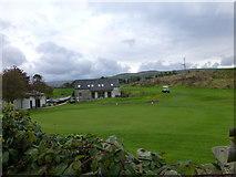 SD6279 : Casterton Golf Club by Raymond Knapman
