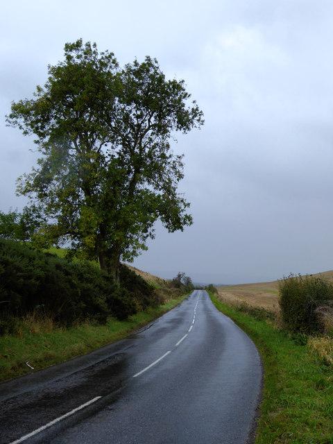 Minor road B937